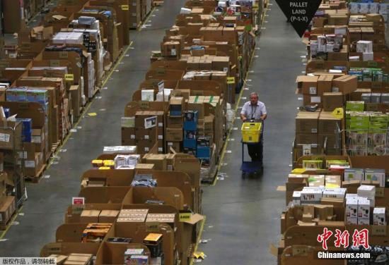 世界首富、亚马逊CEO杰夫·贝佐斯宣布离婚