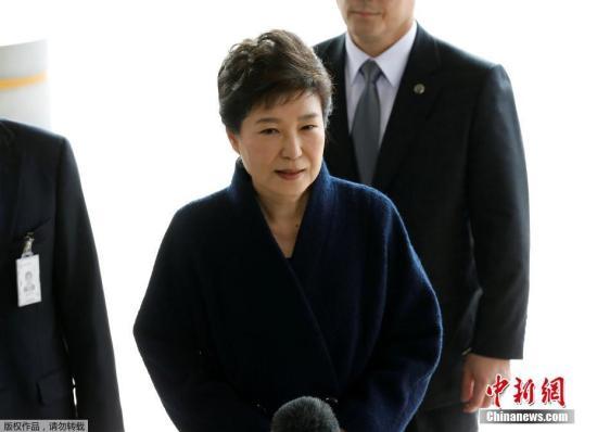 朴槿惠执政成果白皮书发布 韩媒:纯属自卖自夸
