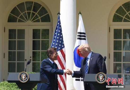 """韩美FTA联委会在即 两国""""针锋相对""""谁将占上风"""