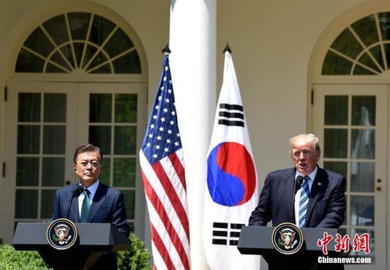 韩美讨论是否重谈自贸协定 韩方:不会被牵着鼻子走