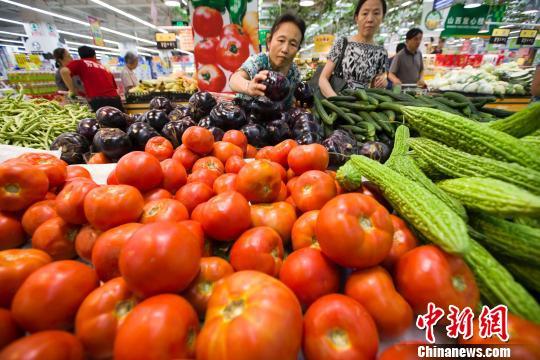 一季度CPI波动受食品价格主导 工业产品价格下降速度加快