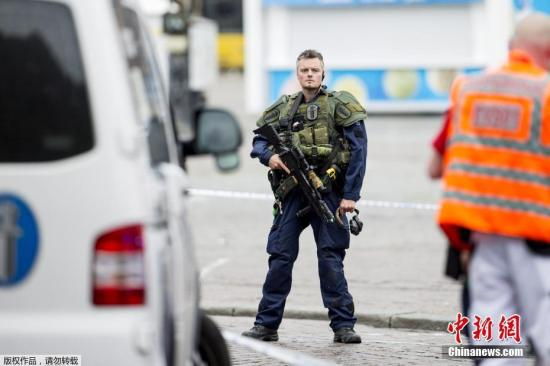 芬兰刀袭案嫌犯年仅18曾申请庇护 或针对女性下手