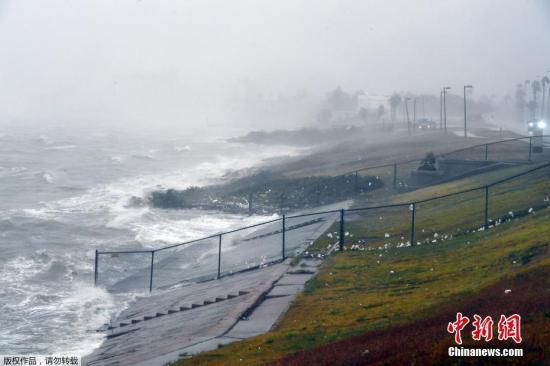 新闻背景:美国史上主要飓风灾害