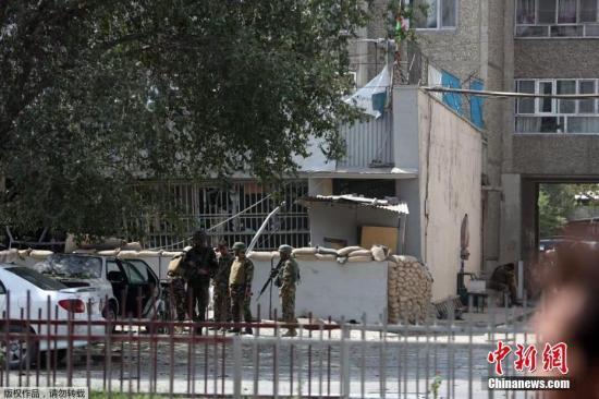 阿富汗首都爆炸袭击致5人死8人伤 塔利班宣称负责