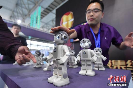 新经济催生新职业 传统劳力逐渐被人工智能取代