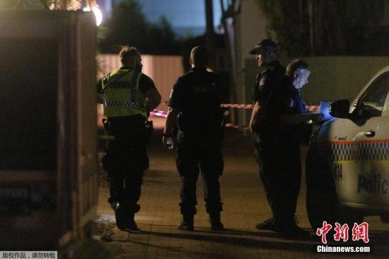 北领地警方表示,一名45岁的良人已被拘捕。本地警方不以为枪击事情与恐袭有关。